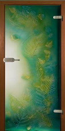 Szklane drzwi wewnętrzne Giardino VILLA GLASS STUDIO