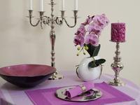 dekoracje stolu a-z decor obrusy swieczniki patery