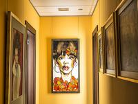 Obrazy jako dekoracje salonu malarstwo wspolczesne do firmy Dagma Art 2