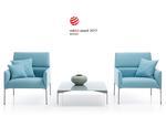 Krzesła, fotele i ławki Chic Air PROFIM - zdjęcie 4