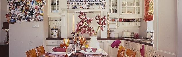 Kuchnia w starym stylu a nowoczesne wyposażenie wnętrz