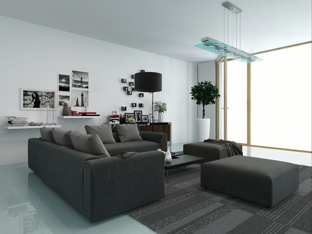 Nowoczesny salon – jak urządzić salon w stylu nowoczesnym
