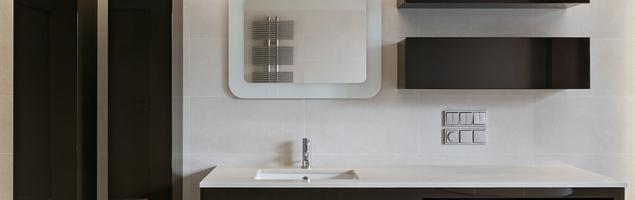 Jak urządzić łazienkę, by była minimalistyczna i przestronna