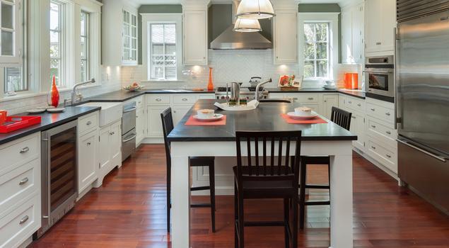 Jak zaprojektować kuchnię? Kuchnia z wyspą -> Kuchnia Z Wyspą Ikea