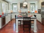 Jak zaprojektować kuchnię? Kuchnia z wyspą