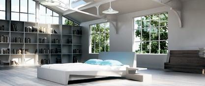 Łóżko GACA