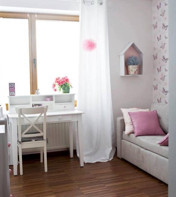 Aranżacja pokoju dziecięcego w mieszkaniu Piotra Zelta. Jak urządzić dziewczęcy pokój?