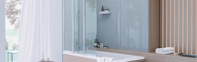 Łazienka z oknem - dobry pomysł na aranżacje małej łazienki