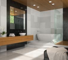 Aranżacje łazienki w stylu japońskim