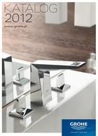 Katalog Grohe 2012