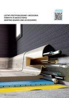 Listwy przypodłogowe CEZAR 2014 katalog