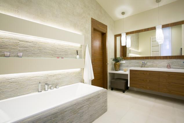 Zobacz galerię zdjęć Pomysł na łazienkę w stylu klasycznym  Stronywnętrza.pl